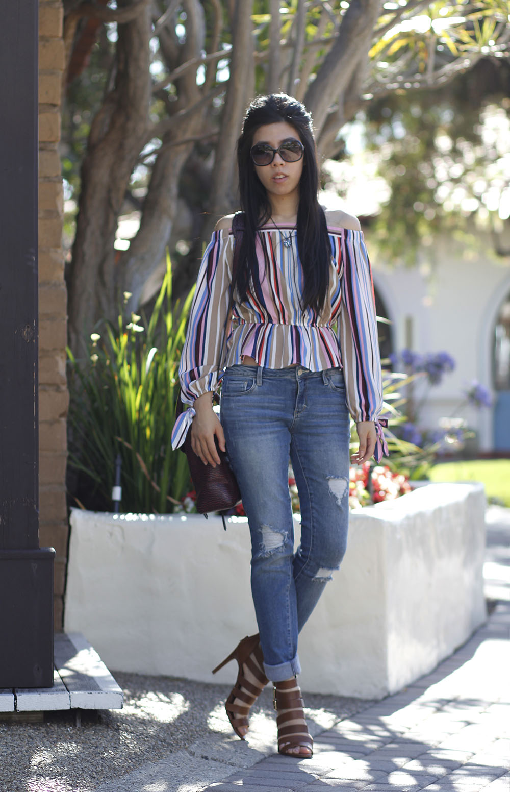 Adrienne Nguyen_Invictus_San Diego_How to wear Heels with Jeans
