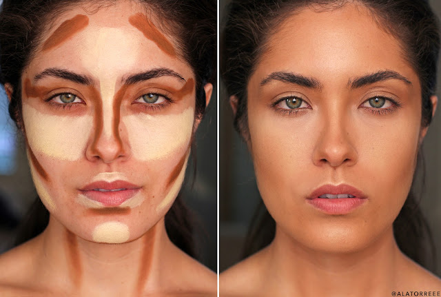 makeup trend, contouring , Anastasia beverly hills