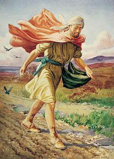 Resultado de imagen para Mateo 13,1-9