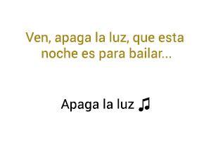 Luis Fonsi Apaga La Luz significado de la canción.
