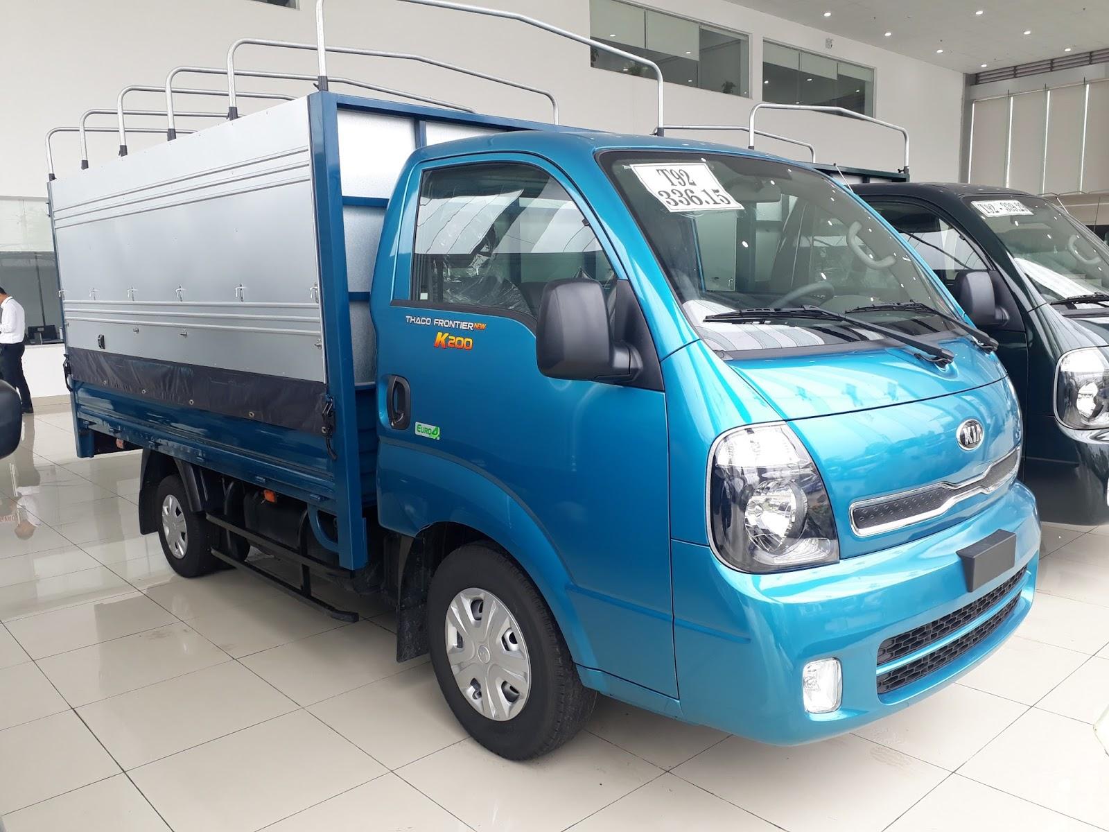 Cửa hàng bán xe hyundai 1 tấn Thaco K200  tại Hải Phòng Trọng Thiện