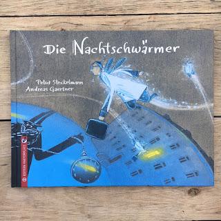 Kinderbuch Die Nachtschwärmer