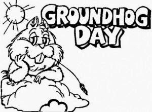 Top 10 Groundhog Day Coloring Pages For Kids