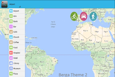 Kumpulan Source Code Aplikasi Android Membuat Lokasi Penanda di Peta GPS