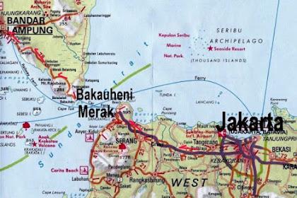 Pengalaman bermotor dari Bandar Lampung - Jakarta