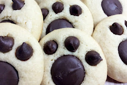 Bear Paw Cookies #dessert #kids