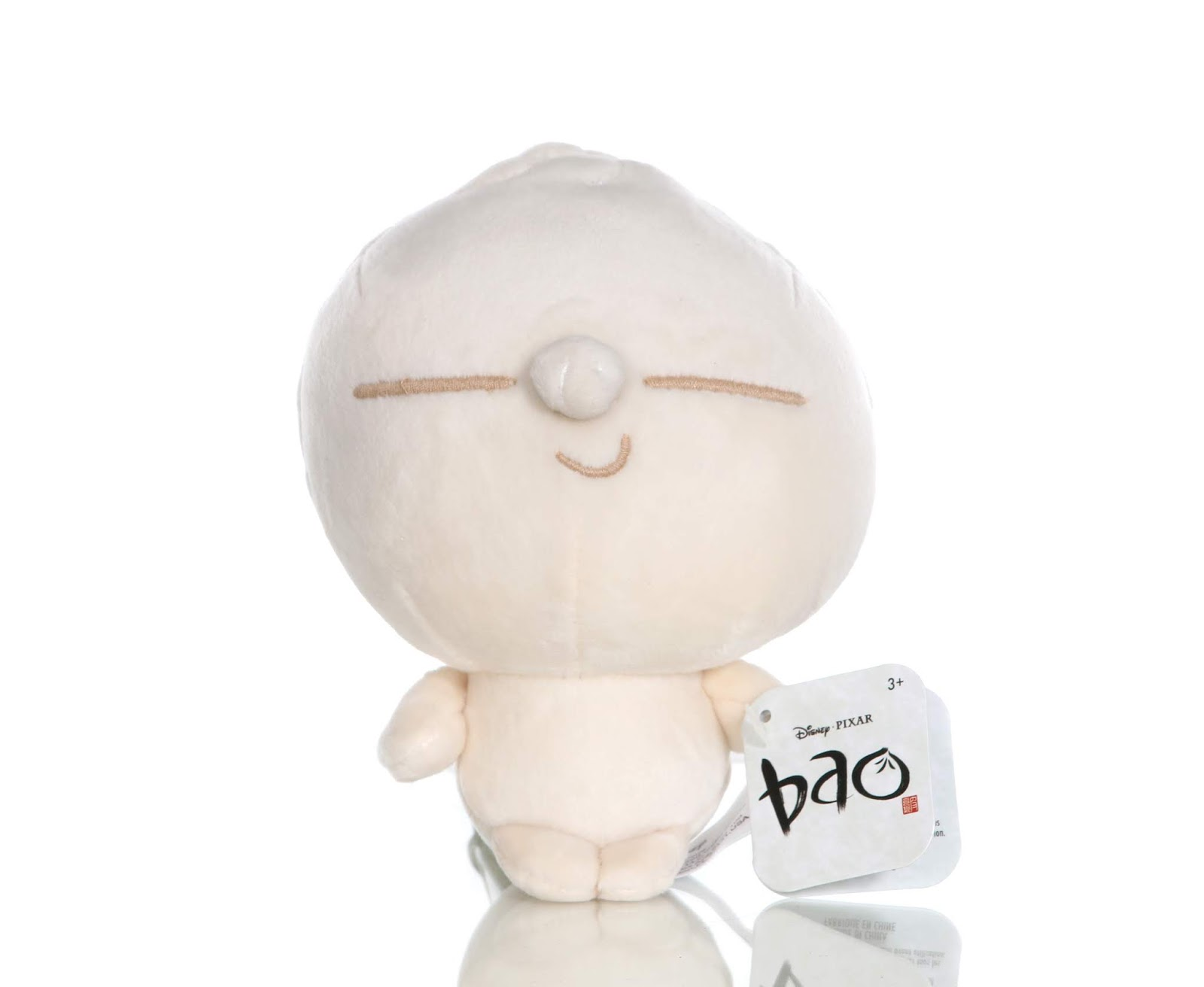 disney pixar bao plush toy