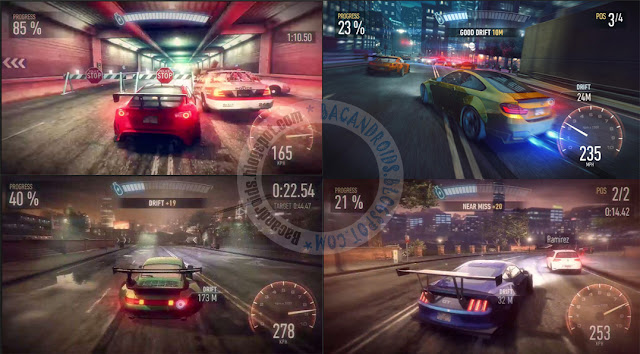 Need For Speed No Limits Mod v1.5.3 Apk+OBB Terbaru For Android
