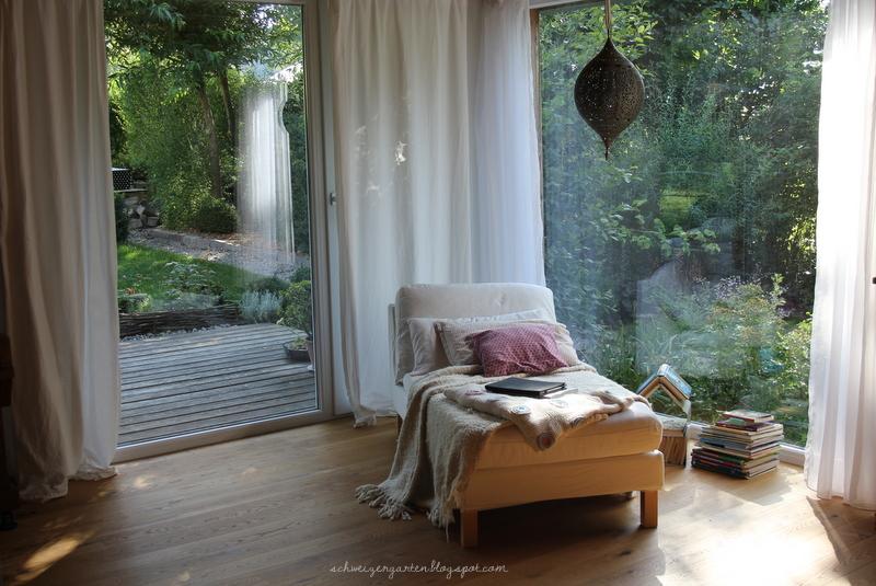 Ein Schweizer Garten Das Lieblingsfenster