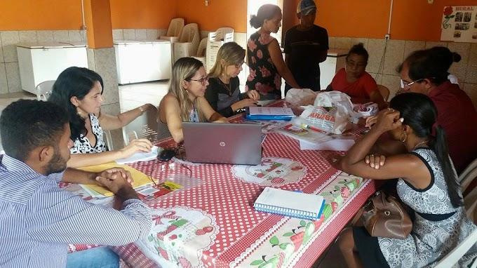 Sebrae realiza 1º Encontro de Agentes de Desenvolvimento da Regional em Chapadinha