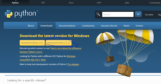 How to Install Python Software on windows Operating System