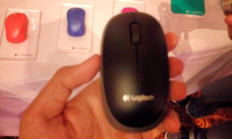 Logitech Presented Their 2014 Color Collection of Wireless Mouse