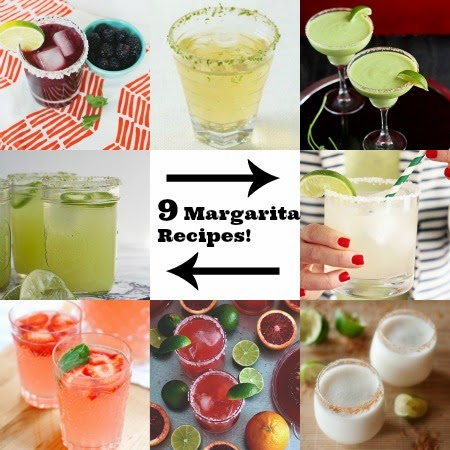 9 margarita recipes for Cinco de Mayo