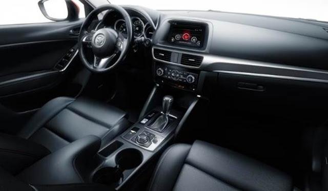 2018 Mazda CX-5 Diesel Redesign