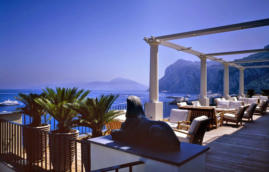passion for luxury j k place capri italy for aristocrats. Black Bedroom Furniture Sets. Home Design Ideas