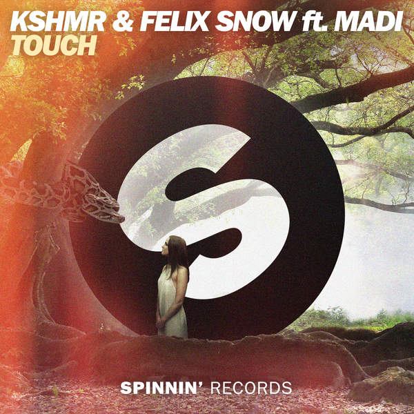 KSHMR & Felix Snow - Touch (feat. Madi) [Extended Mix] - Single Cover