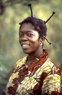 traditional hairstyle,Central African Republic