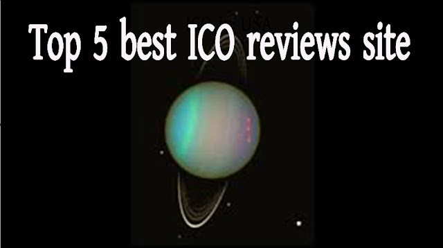 Top 5 best ICO reviews site in the world.