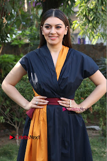 Actress Hansika Motwani Latest Pos at Bogan Movie Press Meet  0053.jpg