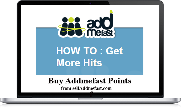 شرح موقع AddMeFast لزيادة المعجبين بصفحات الفيسبوك والمتابعين والاشتراكات بقناة اليوتيوب.