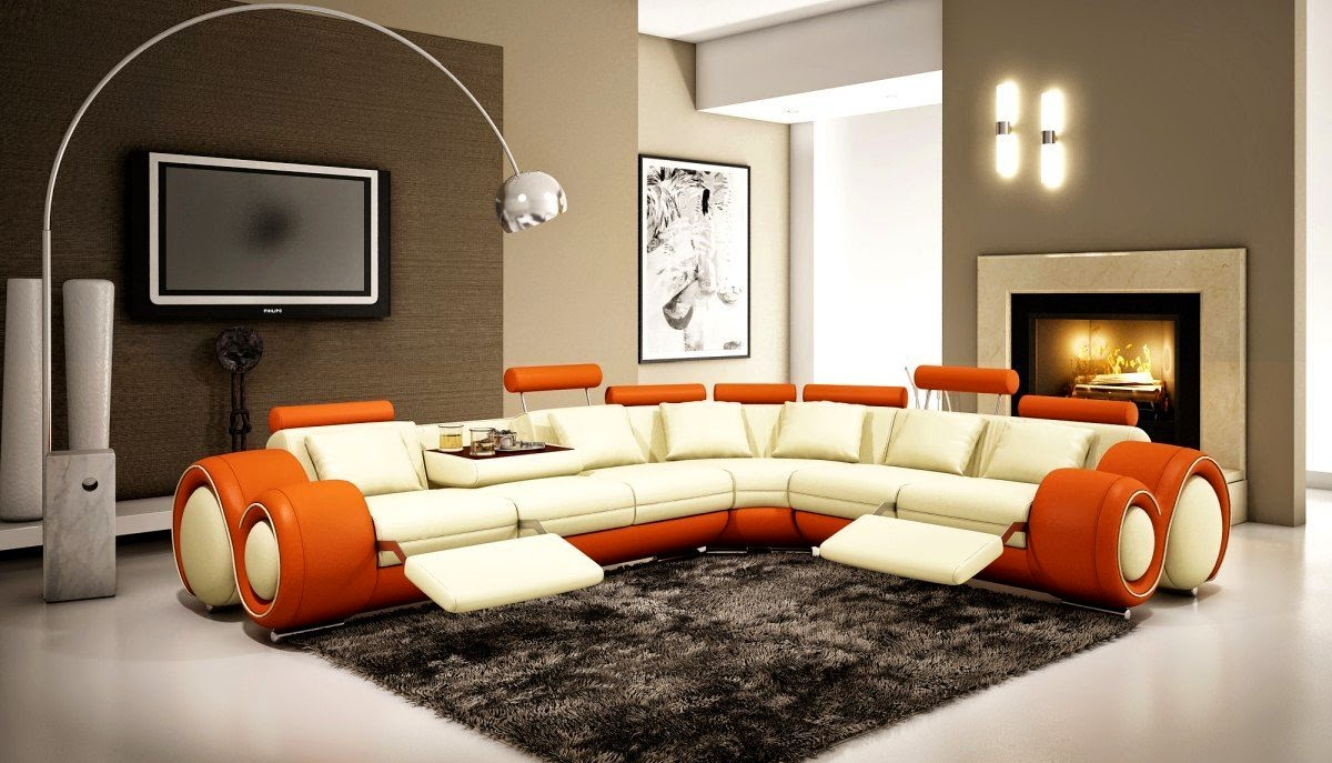 Astonishing Sectional Reclining Sofa Sale Off White Leather 2143 Modern Uwap Interior Chair Design Uwaporg
