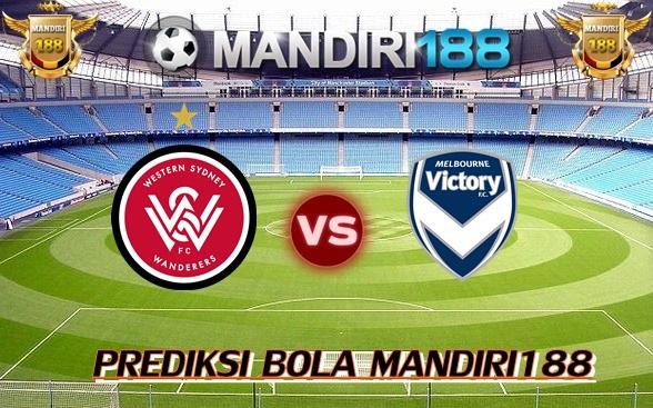 AGEN BOLA - Prediksi Western Sydney Wanderers vs Melbourne Victory 19 Januari 2018