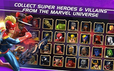 Free Download MARVEL Contest of Champions v MARVEL Contest of Champions v17.1.0 Mod Apk (One Hit Kill)