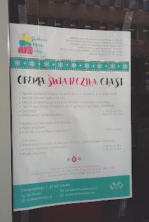 gastronomia, ogłoszenie, święta, Gdynia, Świętojańska