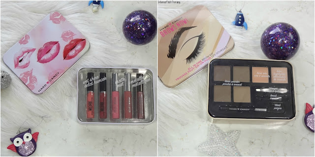 Hard Candy - So Kissable Lip Kit & All-In-One Brow Kit