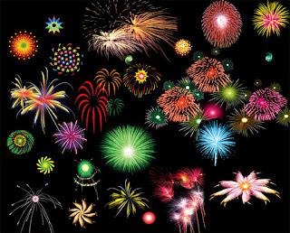 Fireworks PNG 1