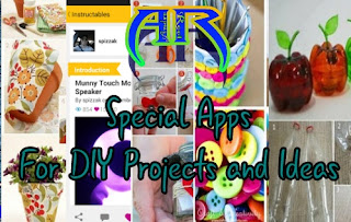Special Apps For DIY Projects and Ideas