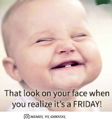 Face on friday