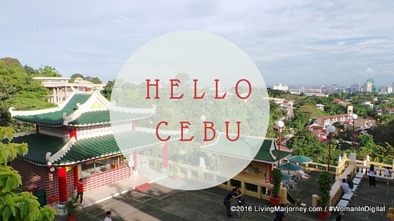 Visiting Cebu