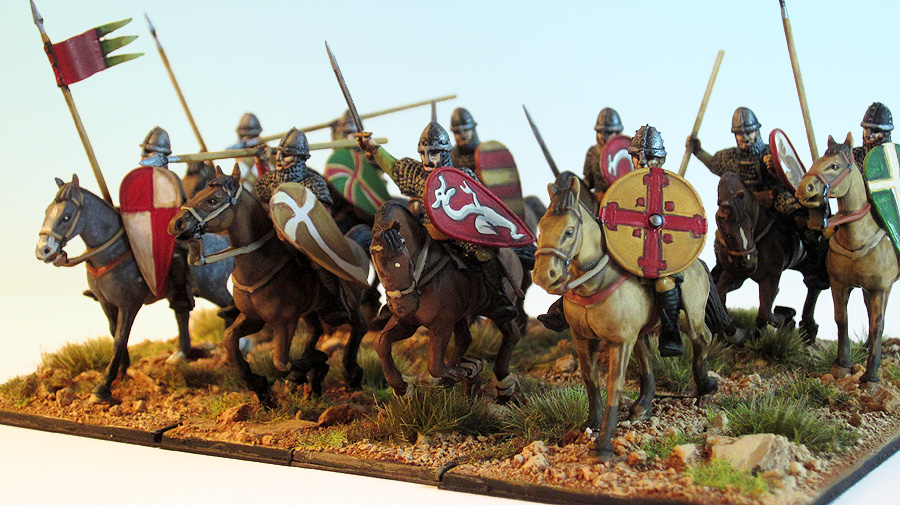 A paper on the normans and their invading forces