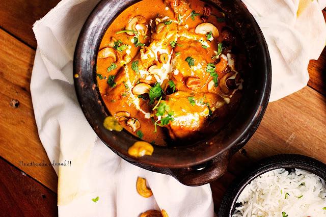how to make Hyderabadi Chicken Korma recipe and preparation