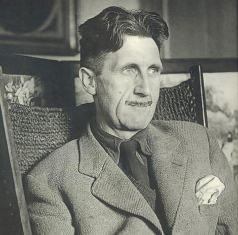 George Orwell - Topic Asia Magazine - Review.