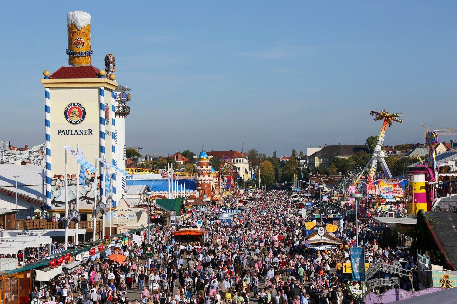 Top Beer Tents At Oktoberfest Hop On And Hop Off - 10 best tents to visit at oktoberfest in munich