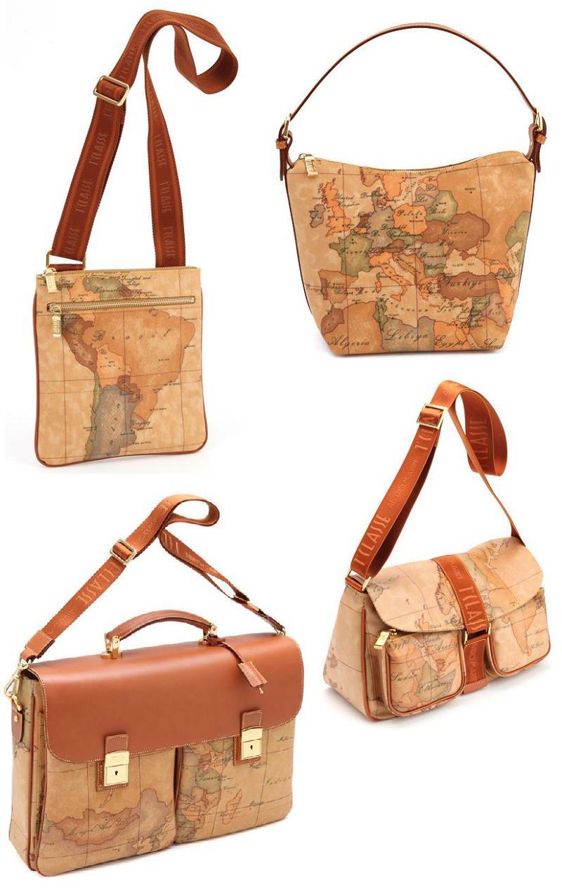 Fashion & Lifestyle: Alviero Martini Geocollection Bags