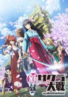 الحلقة  12 من انمي Shin Sakura Taisen the Animation مترجم بعدة جودات