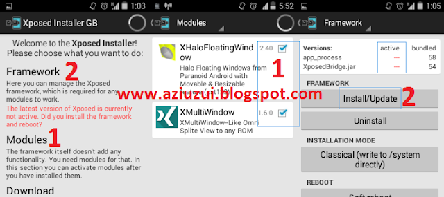 Free Download Xposed Installer GB apk