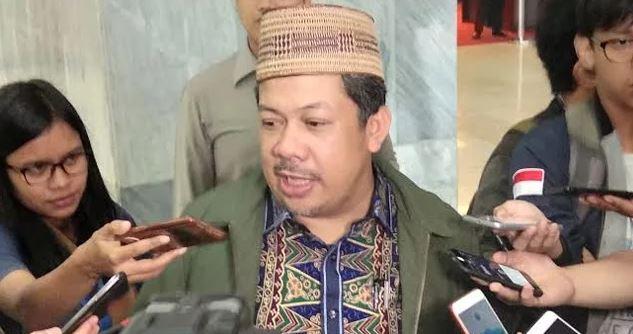 Diduga Basuki Hariman Beri Kapolri Duit, Fahri Hamzah Suruh Jokowi Ambil Alih KPK