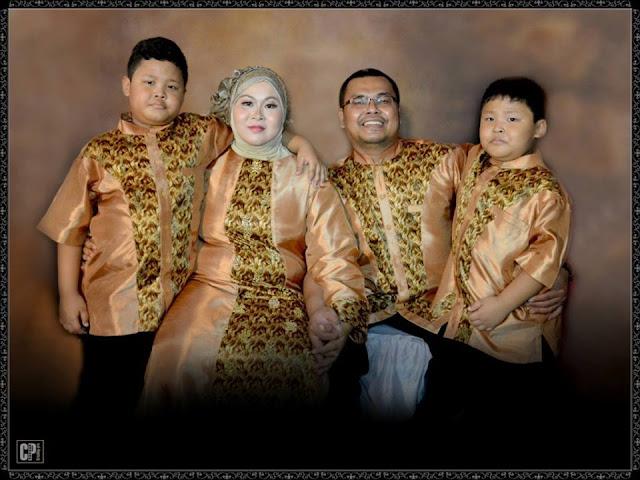 foto keluarga acara sunatan
