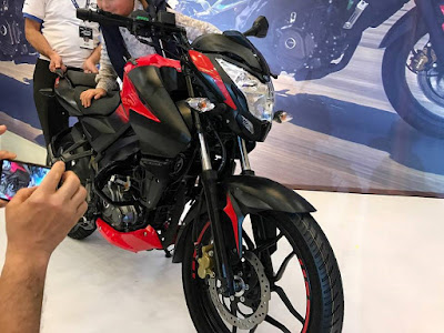 New 2017 Bajaj Pulsar NS 160 launching in India