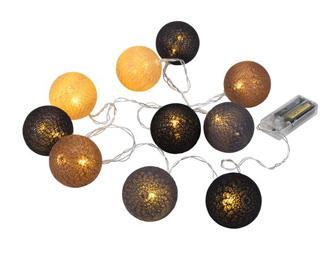 lampki ozdobne na jesien