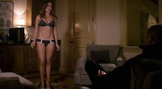 Jennifer Lopez in her underwear in Parker 2013