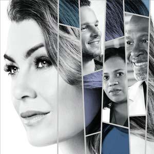 Poster da série Grey's Anatomy