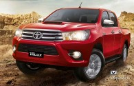 Harga All New Toyota Hilux Double Cabin Surabaya