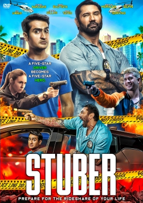 Stuber (2019) Dual Audio [Hindi- English] 720p BluRay ESubs Free Download