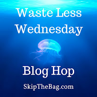 Blog Hop Zero waste plastic free less waste sustainable
