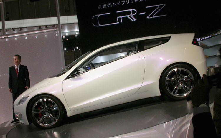 Car-Models-com: honda cr-z concept